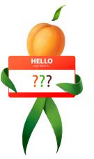 Wild Apricot mascot