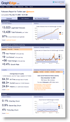 GraphEdge screenshot