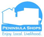 Peninsula Shops. Enjoy. Local. Livelihood.