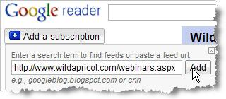 No RSS Feed for Your Website? No Problem | Wild Apricot Blog