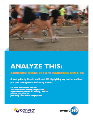 Nonprofit's Guide to Event Fundraising Analytics