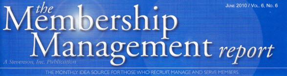 Membership Management Report
