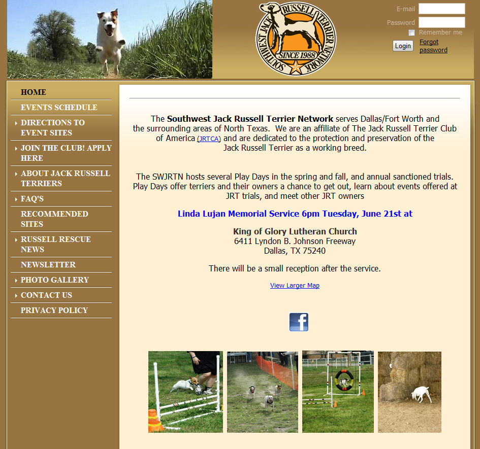 Southwest Jack Russell Terrier Network