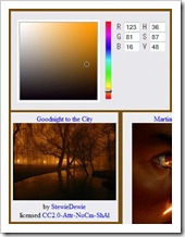 flickr-color-selectr