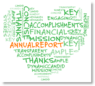 Tips For Association And Non Profit Annual Reports