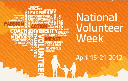 Countdown To Volunteer Week Wild Apricot Blog