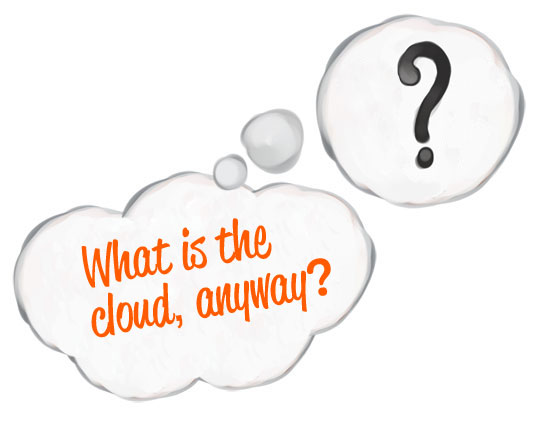 What Is The Cloud Anyway? | Wild Apricot Blog