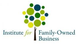Institute for Family-Owned Business