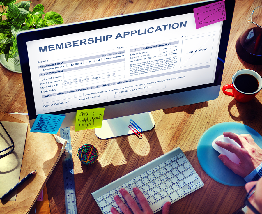 5 expert tips to improve your membership application form wild membership application form fandeluxe Choice Image