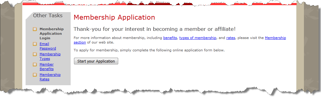 5 Expert Tips To Improve Your Membership Application Form – Membership Forms Templates
