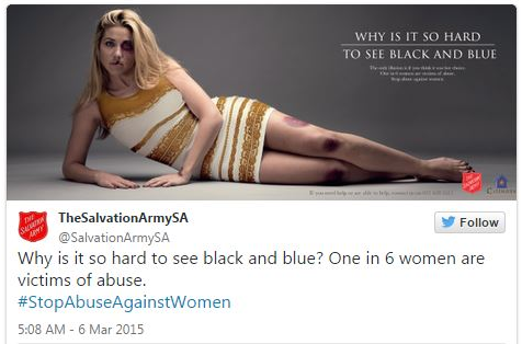 TheSalvationArmySA - #TheDress