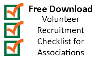 Volunteer Checklist