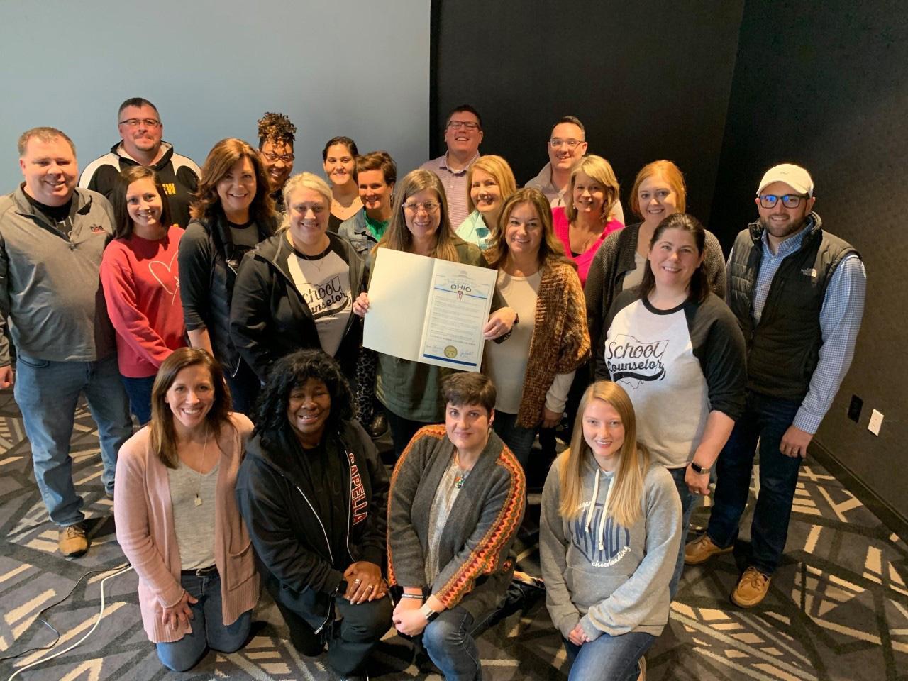 Ohio School Counselor Association - Photo