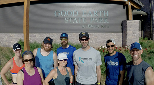 Sioux Falls Area Running Club - Connecting 1