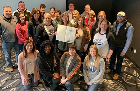 Success Story - Ohio School Counselor Association