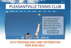 Pleasantville Tennis Club