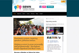 Southern Business Women's Network