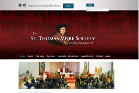 The St. Thomas More Society of Orange County