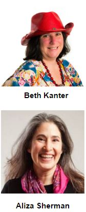 Beth Kanter and Aliza Sherman